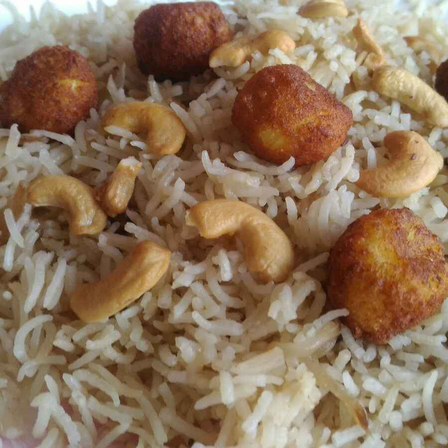 Photo of CASHEW NUT AND MOTI PULAO by Mukti Sahay at BetterButter