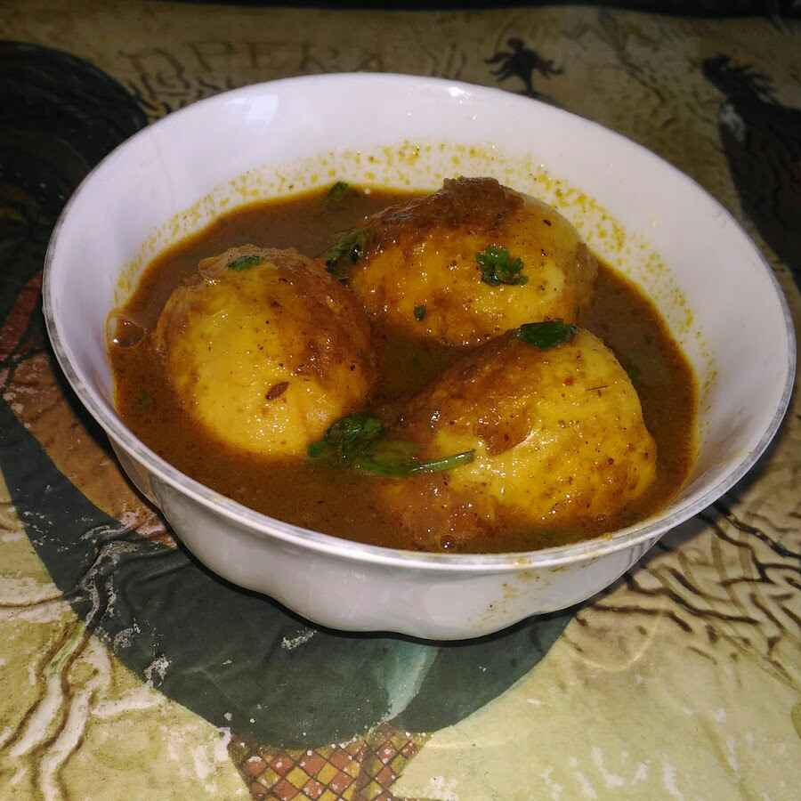 How to make CHETTINAD EGG CURRY