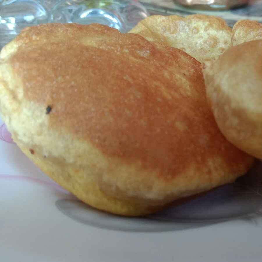 How to make Moong dal puri