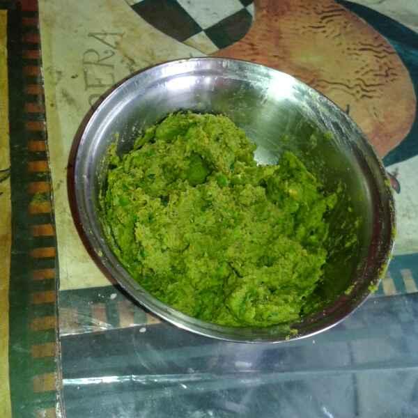 How to make Matar kachori/green peas kachori