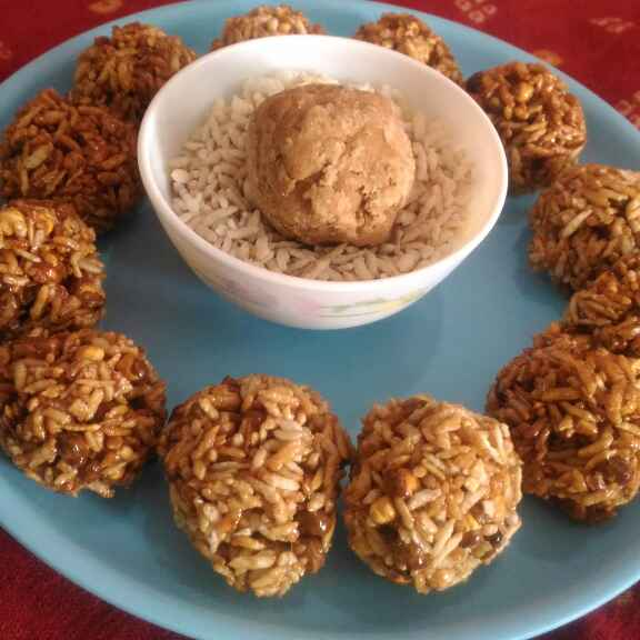 How to make Poha laddu