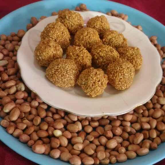 How to make Til laddu/sesame seeds laddu