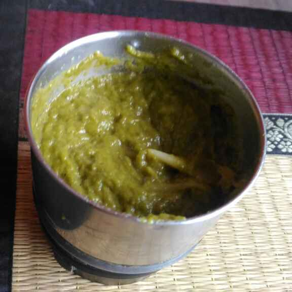 Photo of Green garlic soup by Mukti Sahay at BetterButter