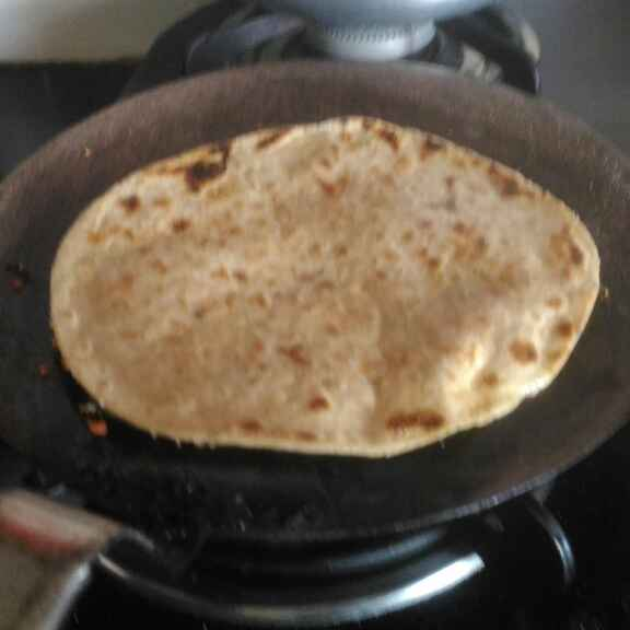 Photo of Carrot and paneer paratha by Mukti Sahay at BetterButter