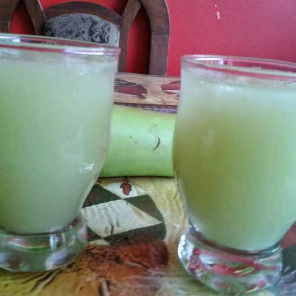 How to make Lauki juice/bottlegourd juice