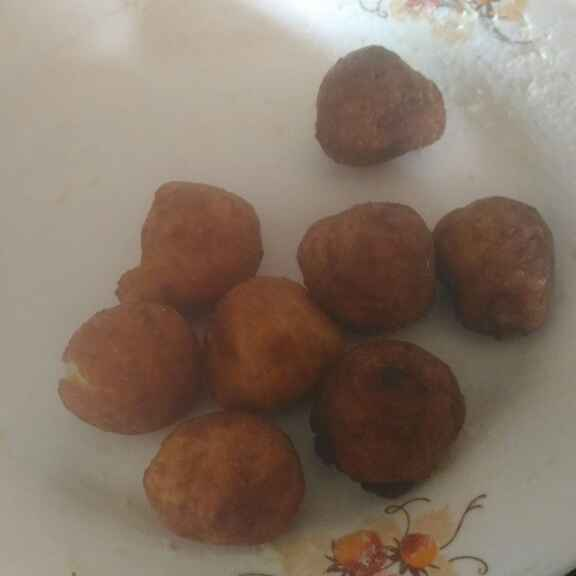 Photo of Curd gulabjamun by Mukti Sahay at BetterButter