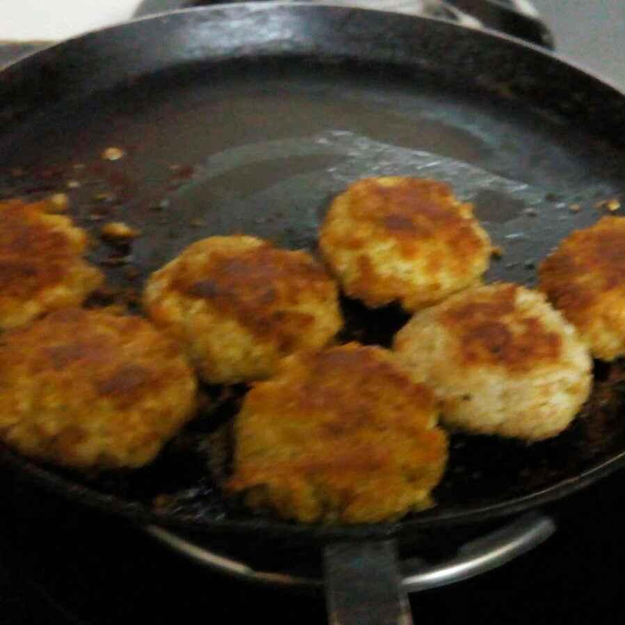 Photo of Makhana kabab by Mukti Sahay at BetterButter
