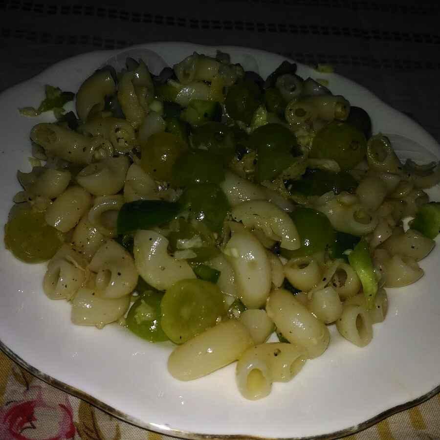 Photo of Macroni salad by Mukti Sahay at BetterButter