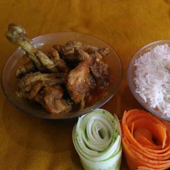 Photo of SHAHI CHICKEN by Mukti Sahay at BetterButter