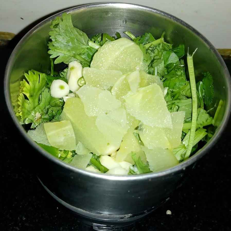 Photo of AMLA AND CORIANDER LEAVES CHUTNEY by Mukti Sahay at BetterButter
