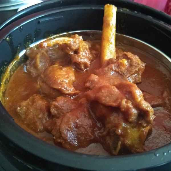 Photo of Kashmiri rogan josh by Mukti Sahay at BetterButter
