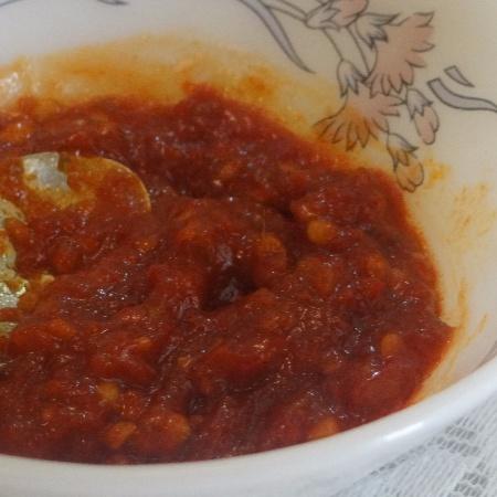 How to make Homemade Schezwan sauce