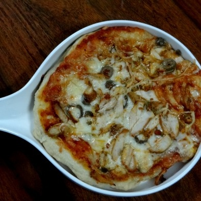 How to make Rustic Homemade Pizza Margherita