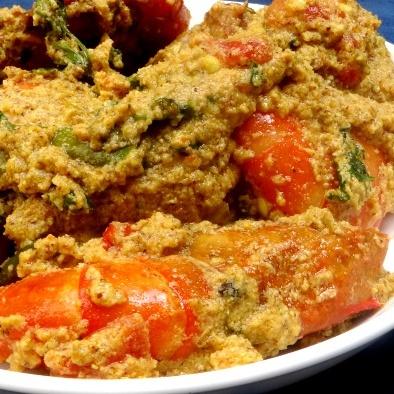 Photo of Chingri maacher jhaal/Spicy Prawn Curry by Mukulika Sengupta at BetterButter