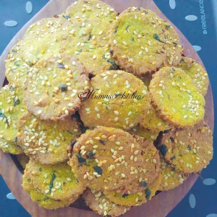 How to make Bajra Moringa Puri