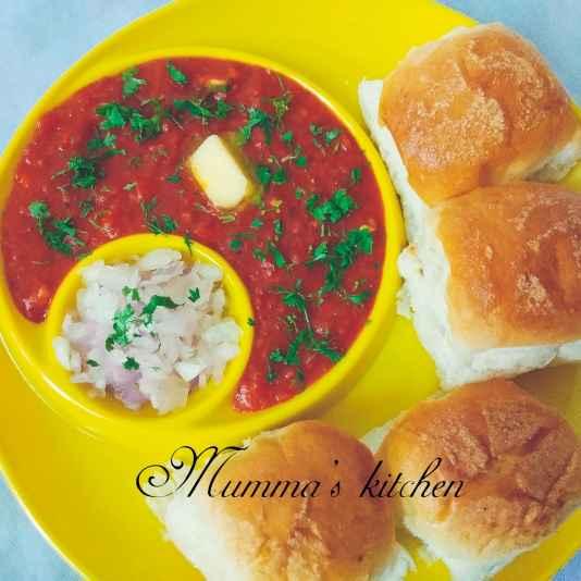 Photo of Healthy Pav bhaji by Mumma's kitchen at BetterButter