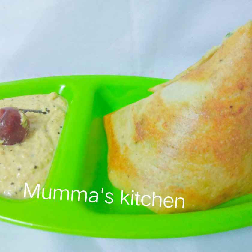 How to make Multi millets dosa