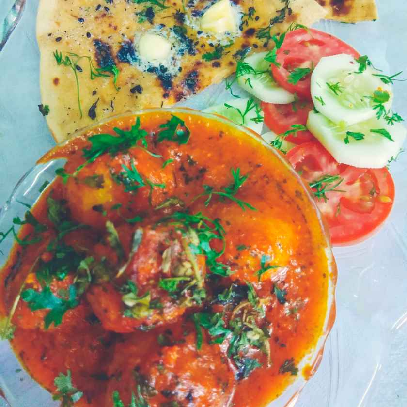 Photo of Tandoori baby potatoes in tangy gravy by Mumma's kitchen at BetterButter