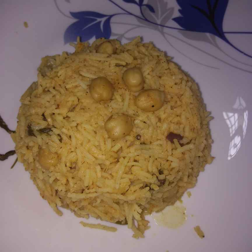 Photo of Chickpea Rice by Munsila Fathima at BetterButter