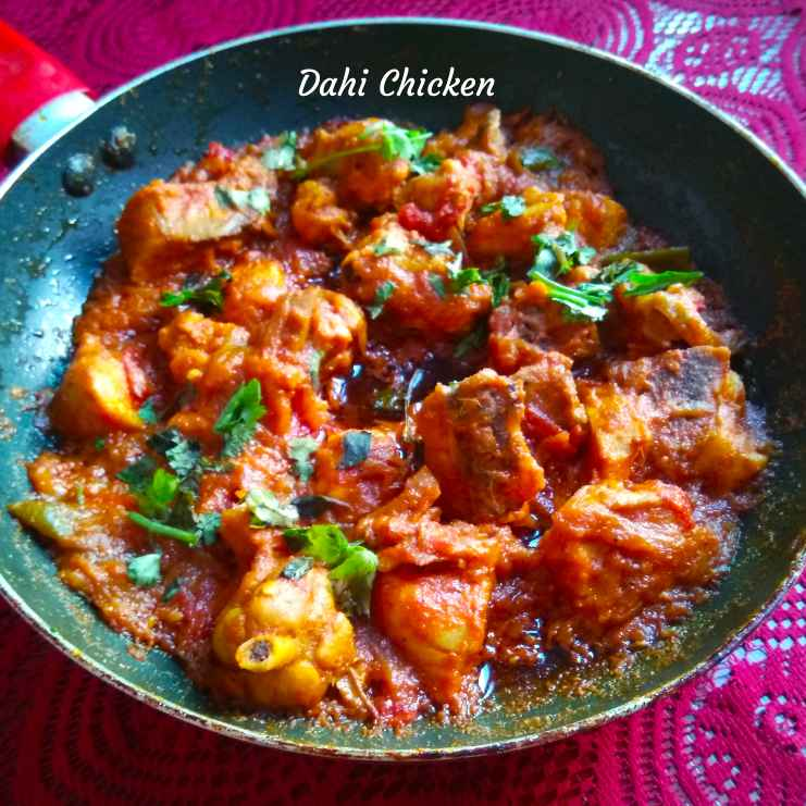 Photo of DAHI CHICKEN by Munsila Fathima at BetterButter