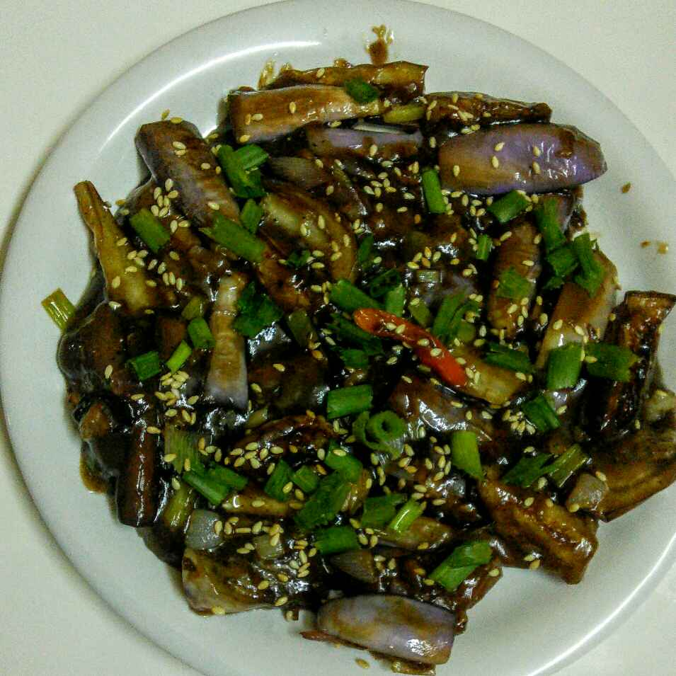 How to make Chinese Hot and Sour Eggplant