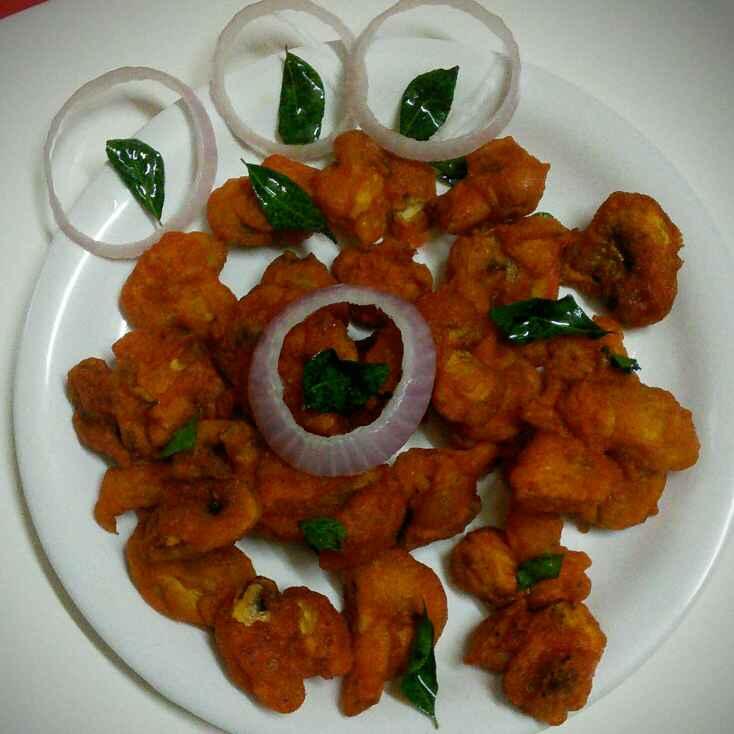Photo of Mushroom 65 by Muthulakshmi Madhavakrishnan at BetterButter