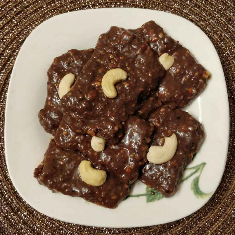 Photo of Spiced choco fudge by nadha sajid at BetterButter