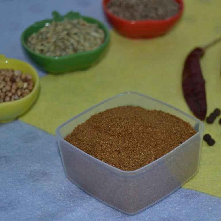 How to make Keerai Podi