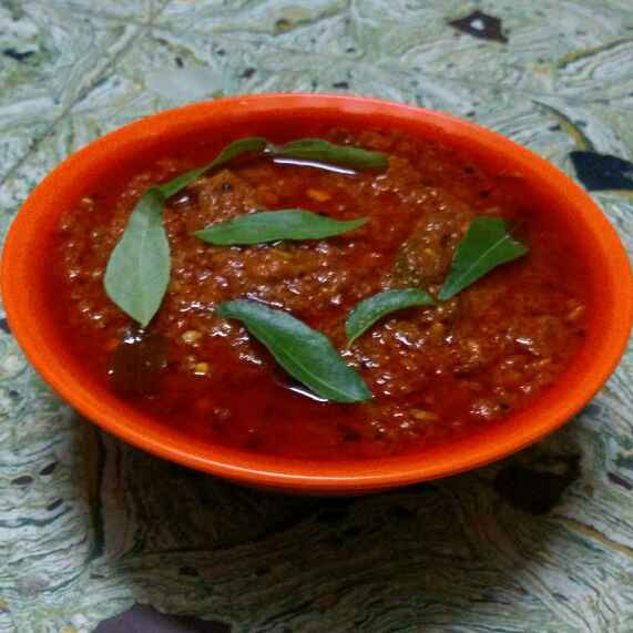 Photo of Kayal Special mutton pickle by Nafeesa Thahira at BetterButter