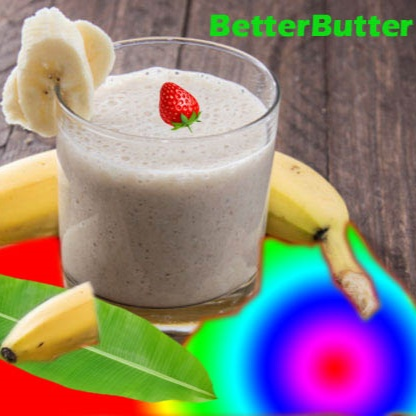 Photo of Banana Smoothie by sai shan at BetterButter