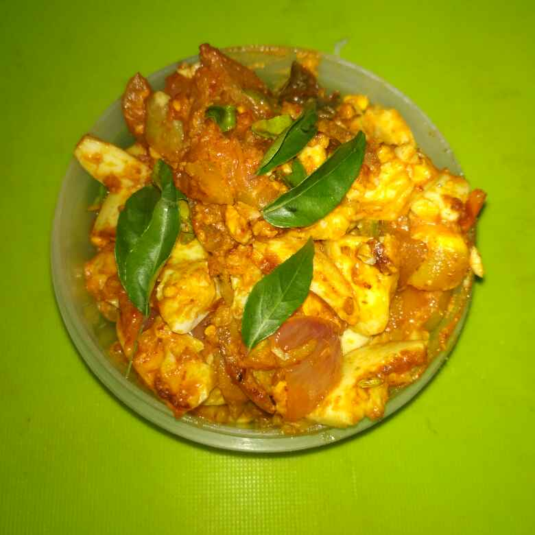Photo of Boiled Egg Masala by Nagarathinam R at BetterButter