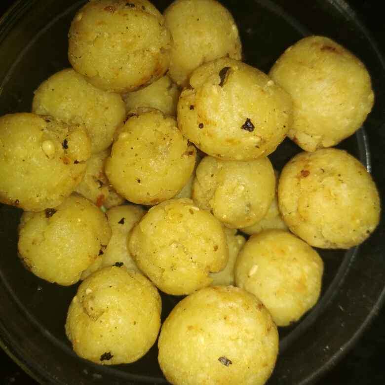 How to make மிளகு சீடை