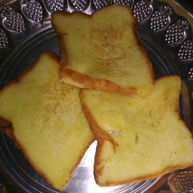 Photo of Bread milk toast by Nagarathinam R at BetterButter