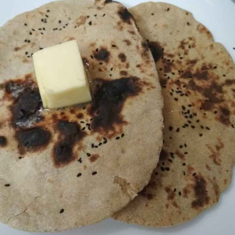 Photo of Kalonji naan. by Naheed Alam at BetterButter