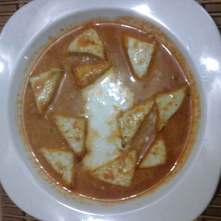 How to make Paneer butter masala.