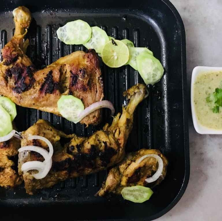 How to make Grilled chicken wings.