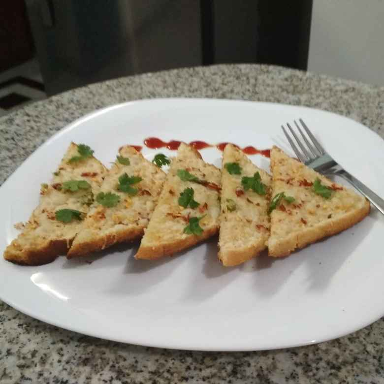Photo of Chilli Cheese Toast. by Naheed Alam at BetterButter