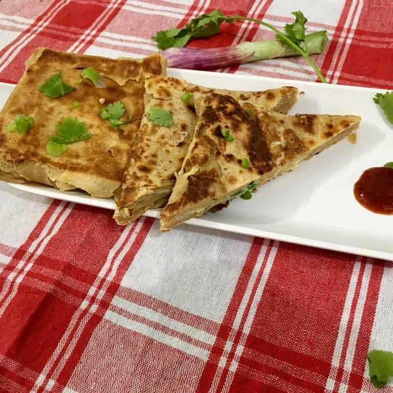 Photo of Lifafa Paratha by Naheed Alam at BetterButter