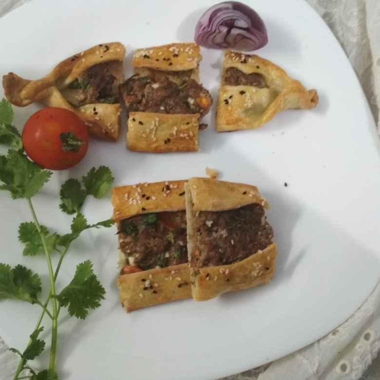 Photo of Turkish Mutton Pide. by Naheed Alam at BetterButter