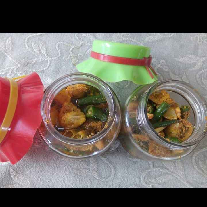 Photo of Easy_peasy Lemon_Chilli Pickle. by Naheed Alam at BetterButter