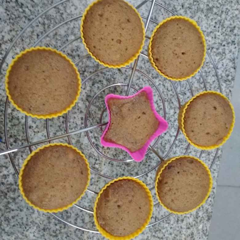 Photo of Eggless Ragi Muffins. by Naheed Alam at BetterButter