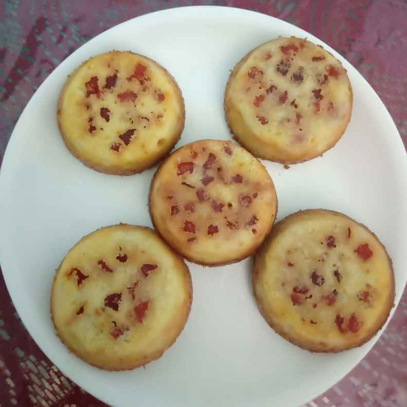 Photo of Tutti frutti muffins by Nahid Syyeda at BetterButter