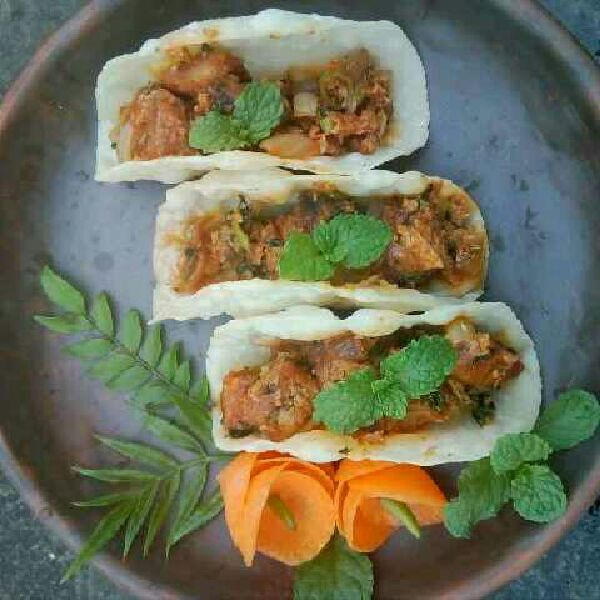 How to make Mustard Hilsha fish tacos.