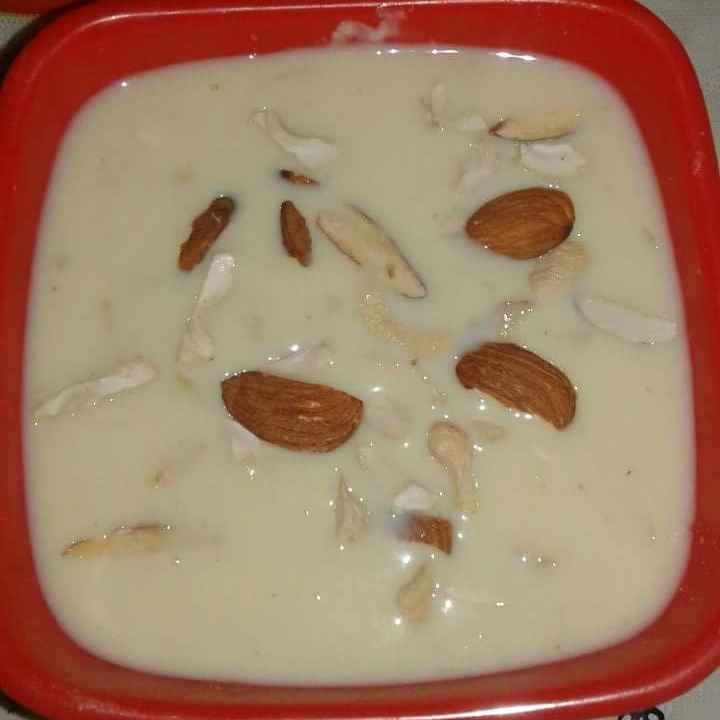 How to make Sitafal basundi.