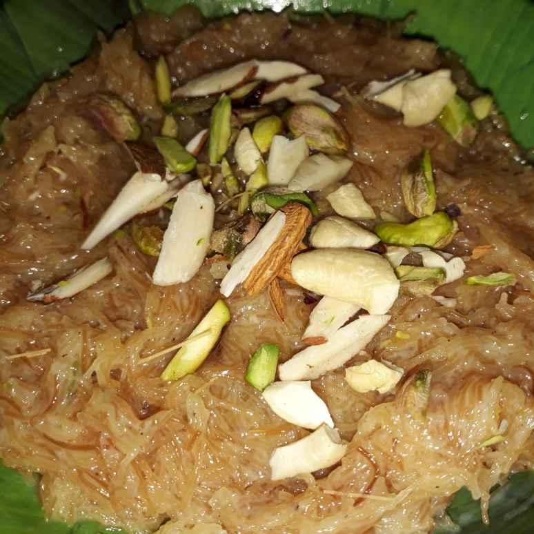 Photo of Gurati sweet dish Biranj. by Naina Bhojak at BetterButter