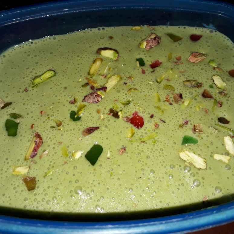 Photo of Pan_gulknd_pistachio icecream. by Naina Bhojak at BetterButter