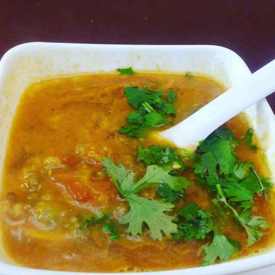 Photo of Mag dal soup. by Naina Bhojak at BetterButter