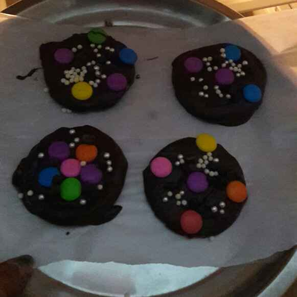 Photo of Chocolate cookies by naina chhabra at BetterButter