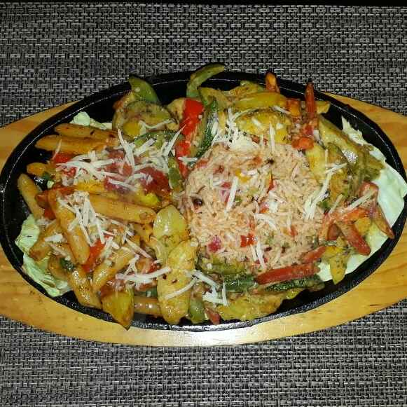 How to make Sizzler