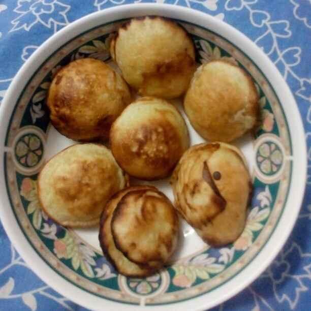 Photo of Egg sweet paniyaram by Najima Afsheen at BetterButter